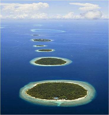Viconnis - Testinseln verbinden