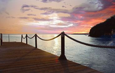 kokomo-sundown-sonnenuntergang-urlaub-curacao-villa-ferienhaus-pool-karibik