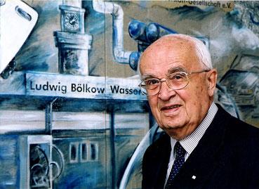 Stifter Ludwig Bölkow