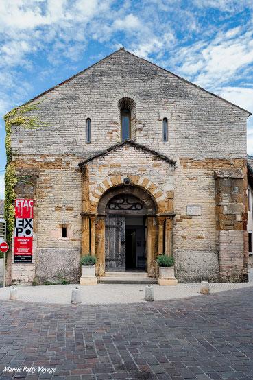 Eglise Saint-Valérien, Tournus