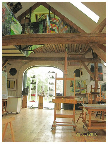 creatieve uitjes in buurtschap Tonden (tussen Zutphen Deventer en Apeldoorn)Gelderland