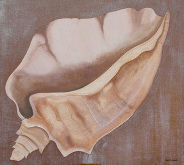 Dipinto di Rossella Curato