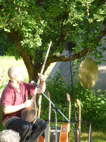 Die Saiten der Welt: Hier die aus Usbekistan
