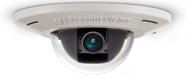 Arecont Vision Micro Dome IP Kamera (5 Megapixel), presented by SafeTech