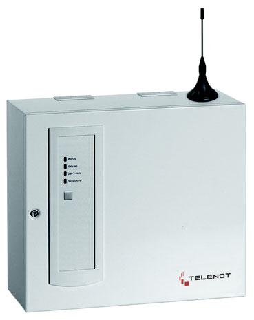 SafeTech Telenot comxline 3516-2(GSM) im Gehäusetyp S8