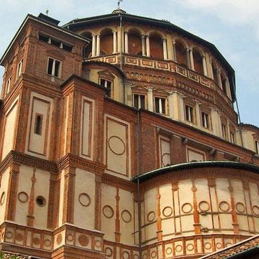 Visita guidata Santa Maria delle Grazie e Cenacolo