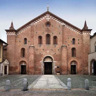 Visita guidata all'abbazia di Santa Maria la rossa a Crescenzago