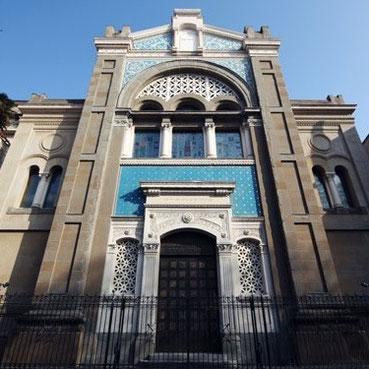Visita guidata Giardini della Guastalla e Sinagoga di Milano