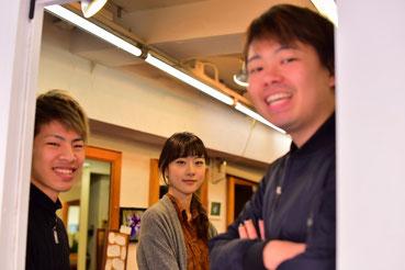横浜で人気の美髪コーディネーター美容師