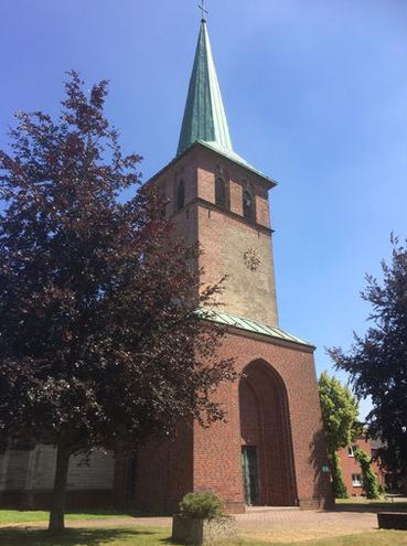 Dorfkirche Hünxe