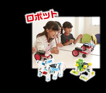 ロボット|福井市エールICTアカデミー