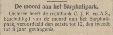 De tribune 22-11-1920