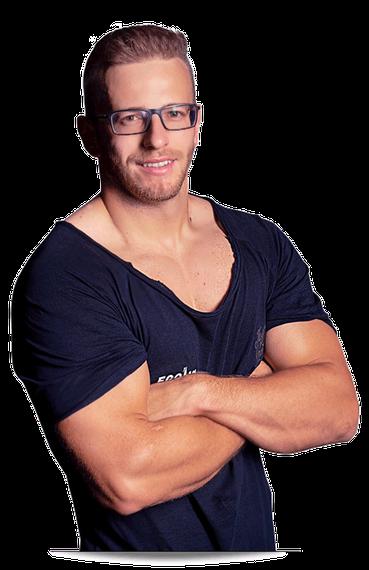 privater Trainer Mathias Kleinstein Graubünden Coach