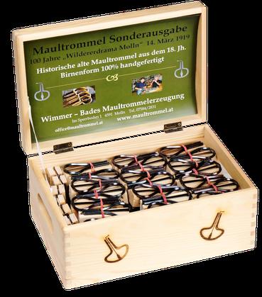 Wimmer-Bades Maultrommel Sonderedition