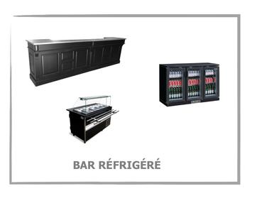 Bar réfrigéré