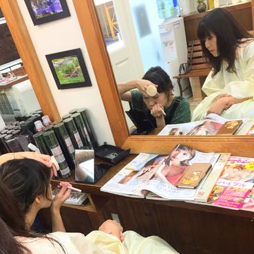 横浜の無責任美容師☆奥条勇紀☆さやちゃんの仕事術!!!