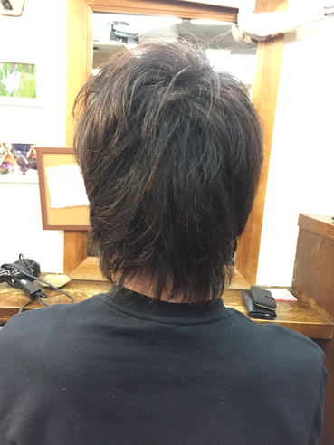 パーマをかけてカットするのは、くせ毛をカットするのと同じ・・・横浜・美容室