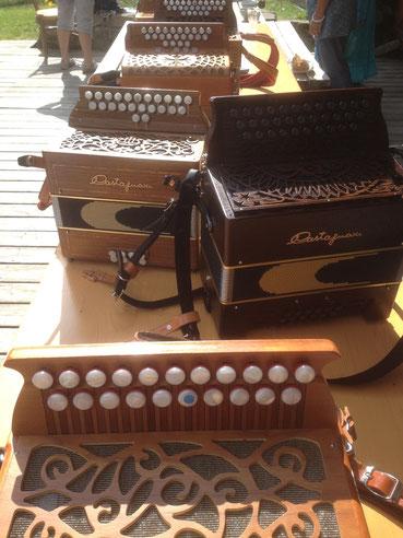 claviers accordéon diatonique, stage, rohart, la clusaz, cours, pédagogie