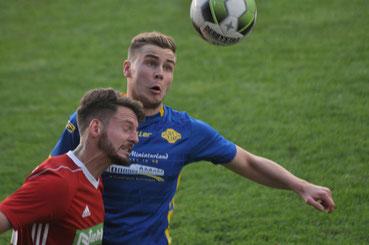 Eike Begemann wird auch nächste Saison zum Germania-Kader gehören.