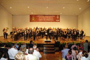 Konzertreise Torrevieja, Spanien 2009