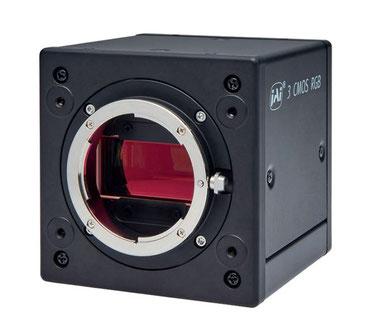 camera lineaire multispectrale