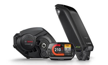 Der Bosch Performance Line CX e-Bike Motor zählt zu den stärksten e-Bike Antrieben und ist besonders für e-MTBs geeignet