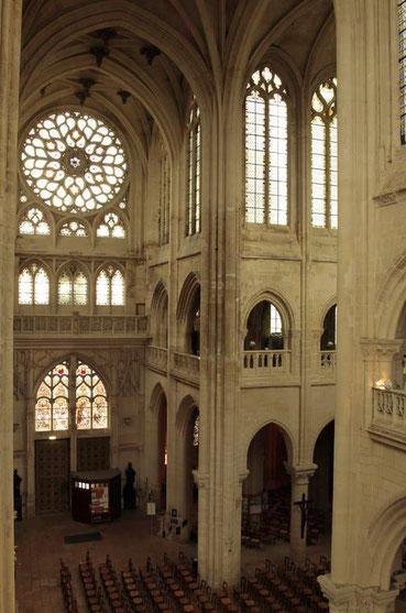 Cathédrale de Senlis,Oise Tourisme,cantus felix,choeur beauvaisien,beauvais,daniel humbert