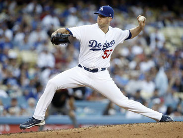 Nella foto Alex Wood (Sports.Yahoo,com)
