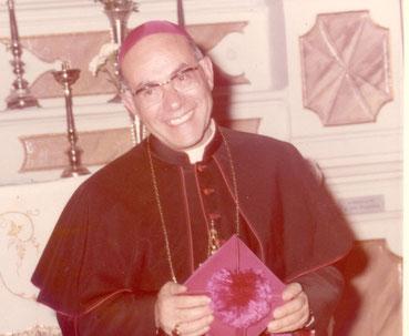 Mons. Giaquinta, anniversario delle Oblate Apostoliche Pro Sanctitate