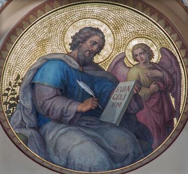Gemälde des Evangelisten Matthäus