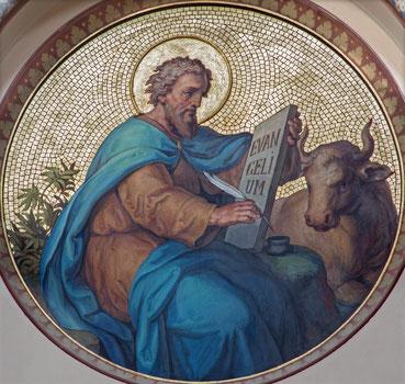 Gemälde des Evangelisten Lukas