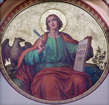 Gemälde des Evangelisten Johannes