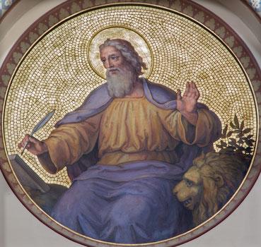 Gemälde des Evangelisten Markus