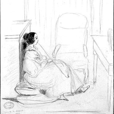 George Sand, gabrielle dubois
