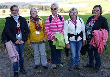Genusswanderung der Unternehmerfrauen in Schmallenberg und Umgebung