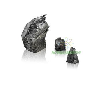 dysprosium metal, dysprosium acrylic cube, dysprosium metal sample for element collection, nova elements dysprosium, dysprosium cube, dendritic dysprosium