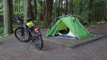 Campground McDonald