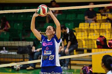 Mariel Medina no puede al momento jugar por la regla