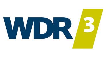 Das Logo von WDR 3