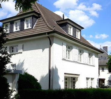 Eine Villa in Attendorn