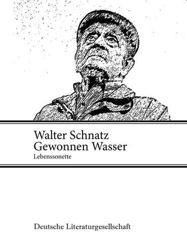Cover des Buches Gewonnen Wasser von Walter Schnatz