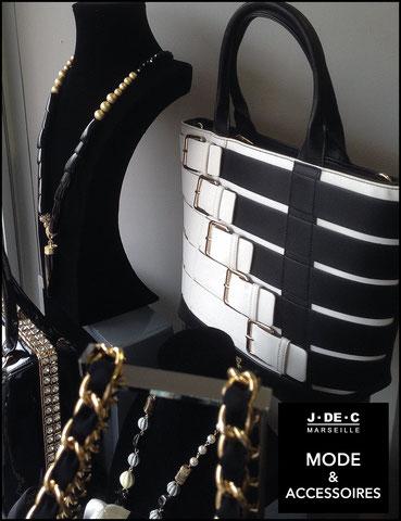 Sacs, petite maroquinerie, accessoires de mode, marseille, JDEC MARSEILLE