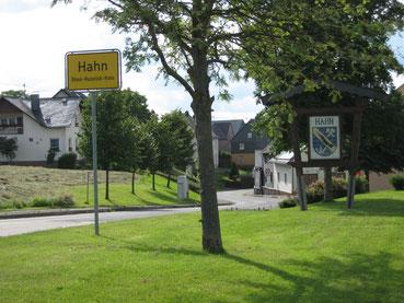 Ortsgemeinde Hahn im Hunsrück