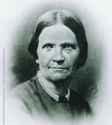 Quelle: Bischoff, Charitas (1909): Amalie Dietrich – ein Leben. Grotesche Verlagsbuchhandlung Berlin