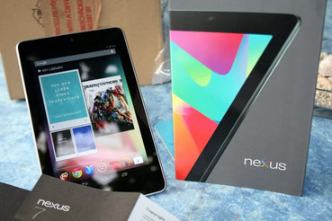 ASUS Tablet 7´´ mit Android