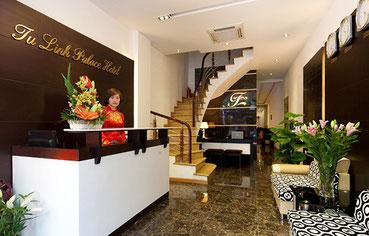 Foto scaricata dal sito del Tu Linh Palace Hotel I