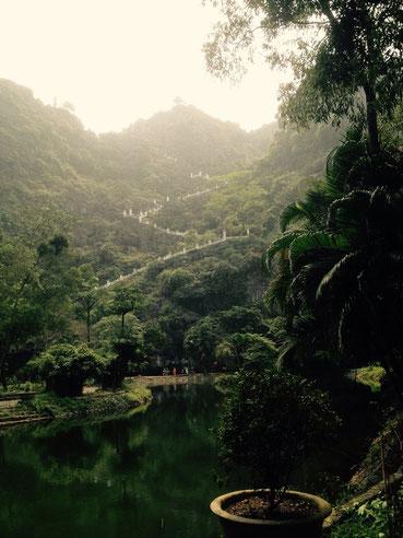 Ninh Binh e Tam Coc. Hang Mua Cave