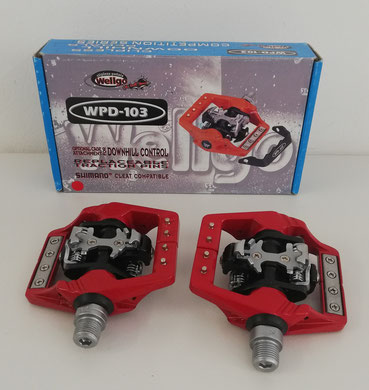 Wellgo WPD-103 - Downhill Pedals