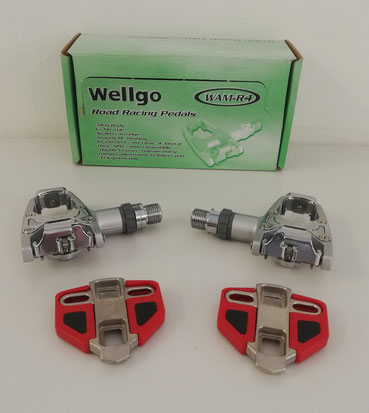 Wellgo WAM-R4 - Road Racing Pedals