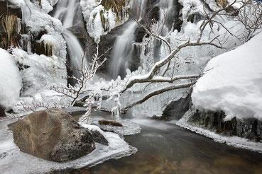 Fahler Wasserfall am Feldberg